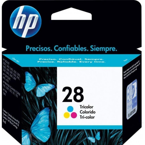 HP 28 C8728AE TRI-COLOR