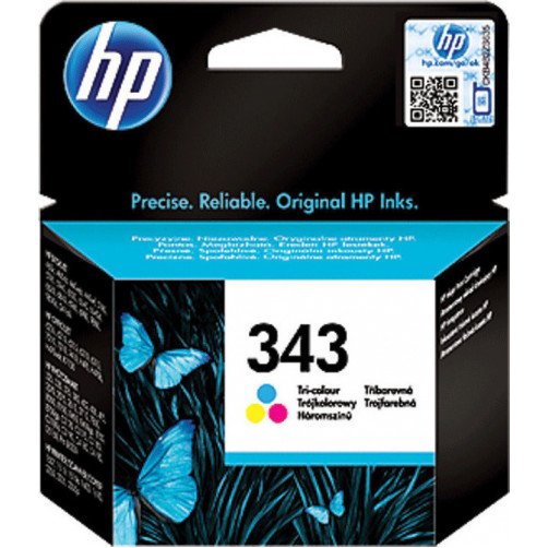HP 343 C8766EE TRI-COLOR