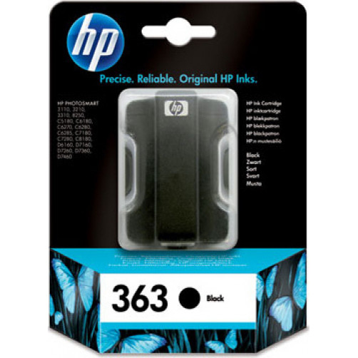 HP 363 BLACK INK (C8721EE)