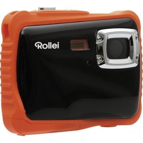 ROLLEI Sportsline 65 Orange Αδιάβροχη φωτογραφική μηχανή