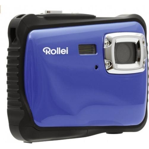 ROLLEI Sportsline 65 Blue Αδιάβροχη φωτογραφική μηχανή