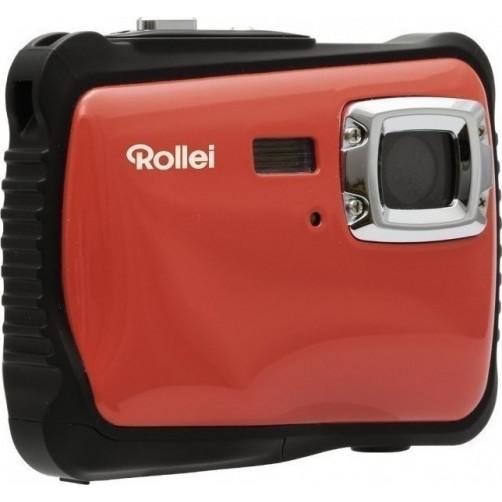ROLLEI Sportsline 65 RED Αδιάβροχη φωτογραφική μηχανή