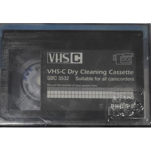 Βιντεοκασέτα καθαρισμού Philips SBC3532