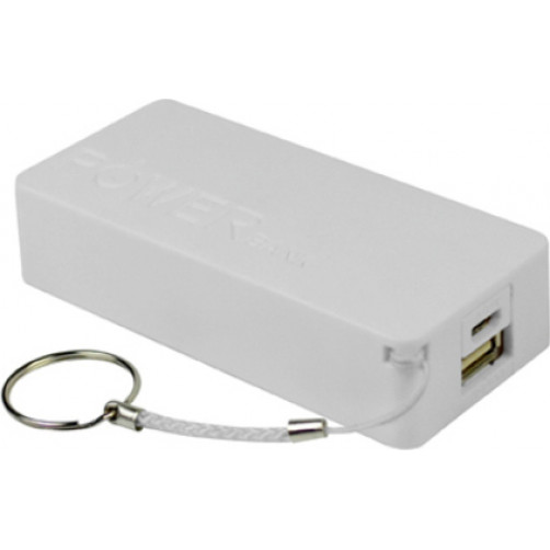 POWER BANK Msonic 5000ma ΑΣΠΡΟ