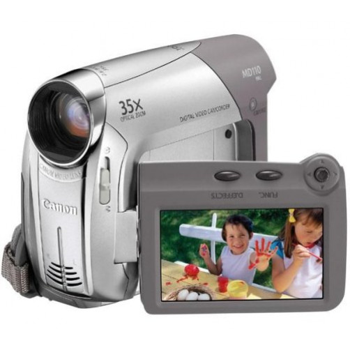 CANON MD111 CAMERA DVD