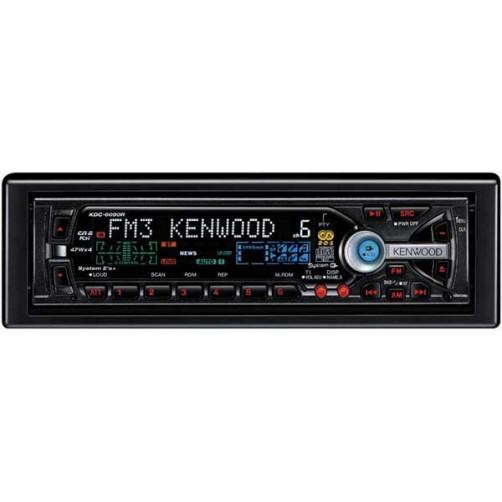 KENWOOD KDC-6090 R RΡΑΔ/ΚΑΣ.ΑΥΤ. ME CD K