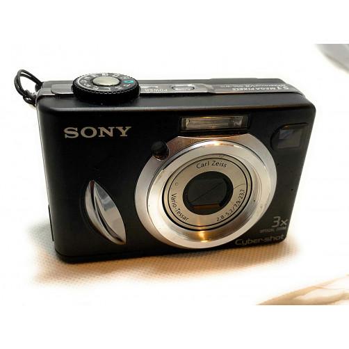 SONY DSC-W15 CYBER-SHOT DIGITAL STILL CAMERA