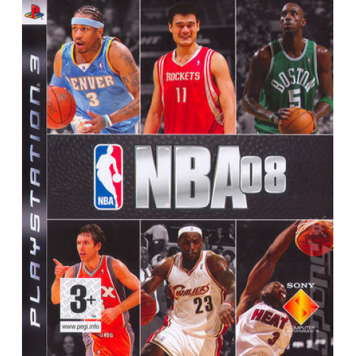 SONY NBA 2008 PS3