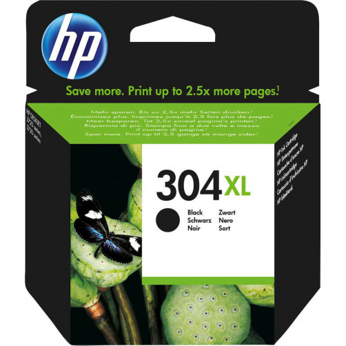HP 304XL Black Ink