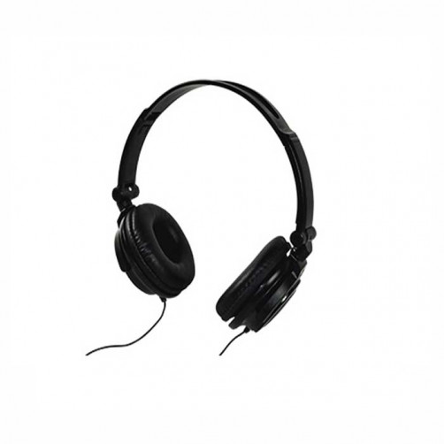 MSONIC MH476X 5m Ακουστικά-Μικρόφωνα Μαύρο
