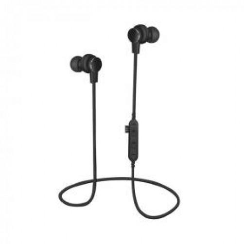 PLATINET 14755 Ακουστικό Bluetooth V4.2 με μικρόφωνο και microSD Μαύρο