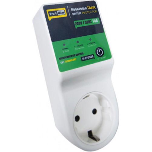 Trustwire  JL-VP2000EU Voltage Protector  Προστασία Ρεύματος