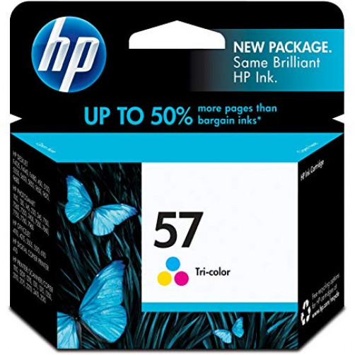 HP NO 57 C6657AE ABB TRI-COLOR
