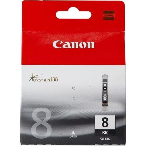 Canon CLI-8 BΚ Black (0620B001)