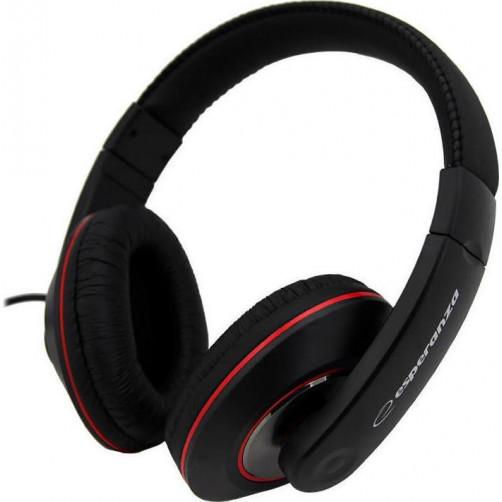 ESPERANZA EH121 Ακουστικά με καλώδιο 5m