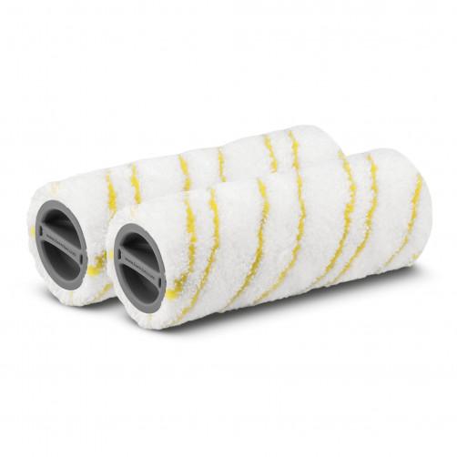 KARCHER Set Of Rollers Yellow Set 2.055-006.0 Ανταλλακτικά ρολά σφουγκαρίστρας