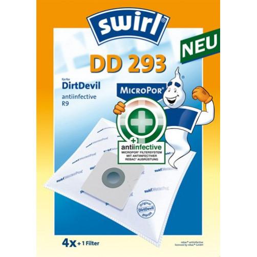 SWIRL DD 293 Σακούλες σκούπας