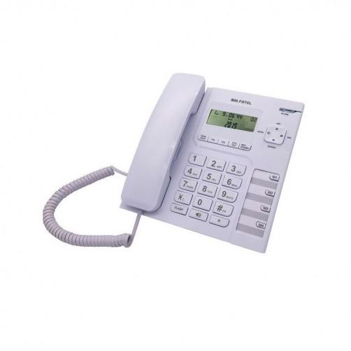 ALFATEL 1308 Ενσύρματο τηλέφωνο White
