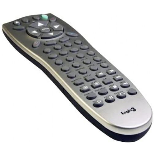 Τηλεχειριστήριογια Playstation 2 LOGIC 3 PRO DVD REMOTE CONTROL(PS2)