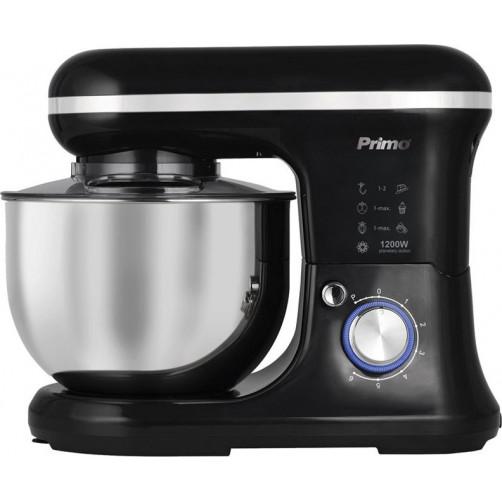 PRIMO PRMB-40257 Κουζινομηχανή 5L 1200W Black