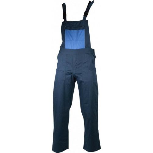 Φόρμα Εργασίας με Τιράντες BORMANN BPP304 (016014) Medium Navy Blue