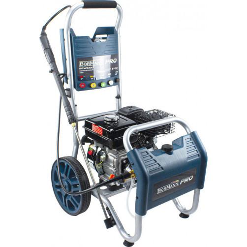 BORMANN BPW5300 (031826) Βενζινοκίνητο Πλυστικό Υψηλής Πίεσης 250bar/208cc