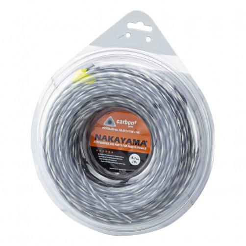 NAKAYAMA NC1003 (033615) Μεσινέζα Carbon3 Twist 4,30mm-23m
